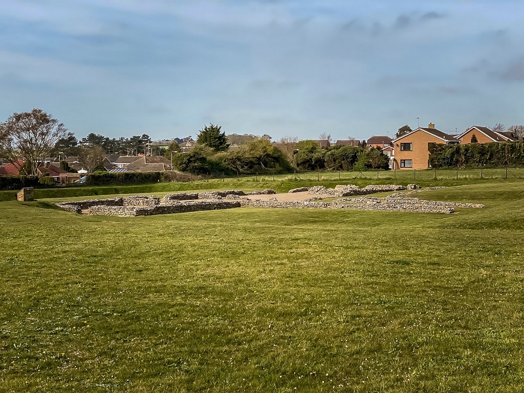 caister fort