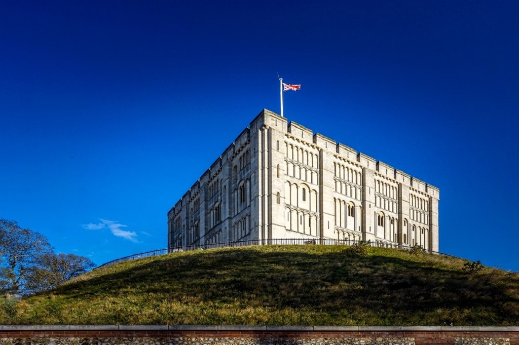 norwich castle, one of the best things to do in Norwich