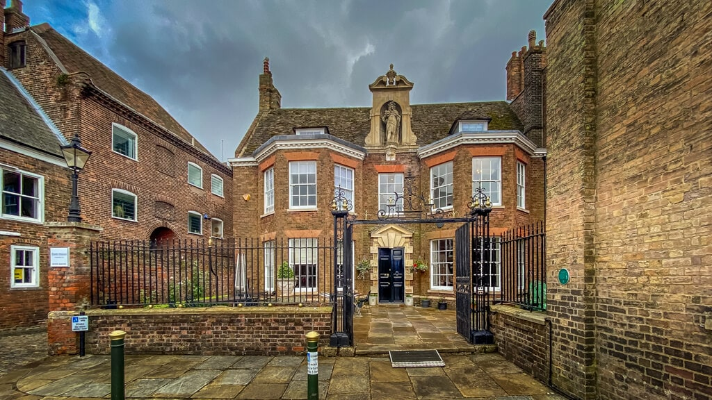 The Bank House, one of the best places to stay in king's lynn