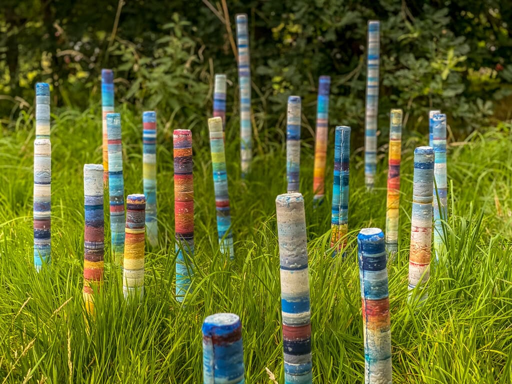 horizon totems by sarah rooms heaphy